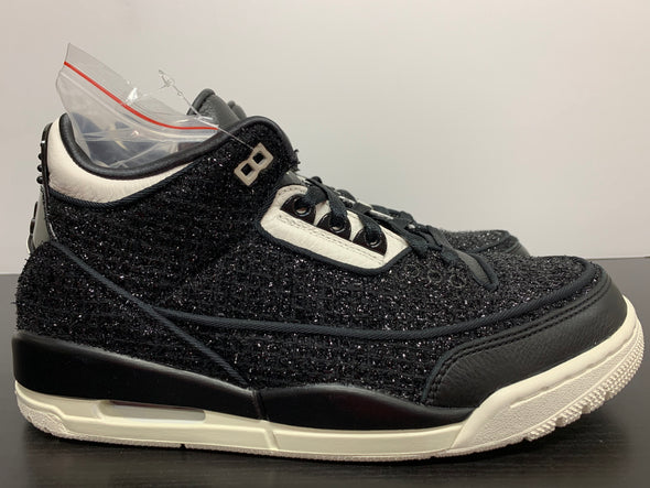 WMNS Nike Air Jordan 3 Awok Vogue Black