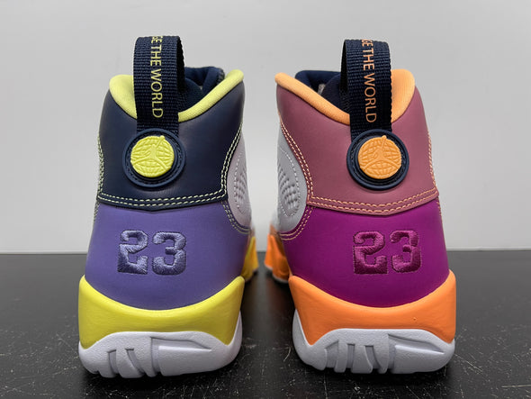 WMNS Nike Air Jordan 9 Change The World