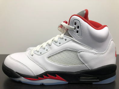 Nike Air Jordan 5 Fire Red 2020 GS