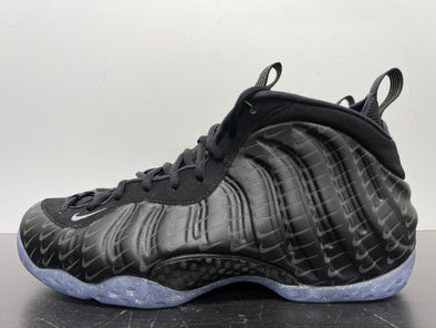 Nike Air Foamposite One All-Over Swoosh Black