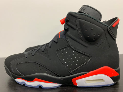 Nike Air Jordan 6 Black Infrared 2019