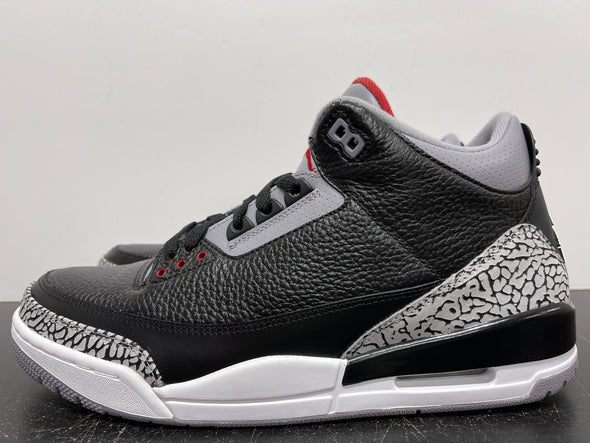 Nike Air Jordan 3 Black Cement 2011