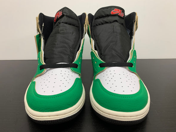 Nike Air Jordan 1 Lucky Green
