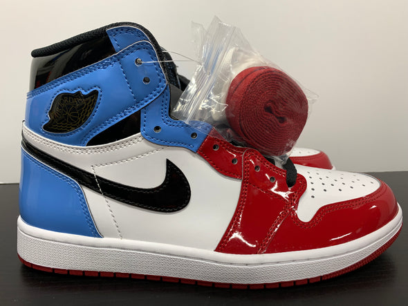 Nike Air Jordan 1 Fearless UNC To Chicago
