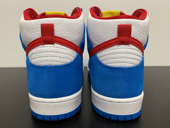 Nike SB Dunk High Doraemon