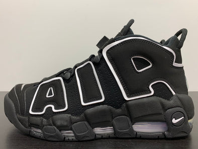 Nike Air More Uptempo Black White 2020