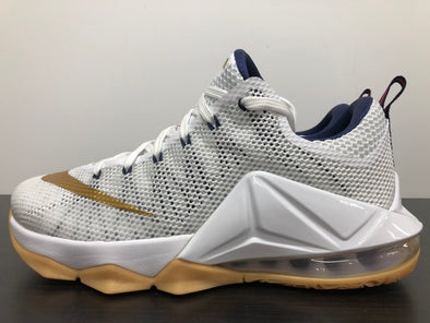 Nike LeBron 12 Low USA