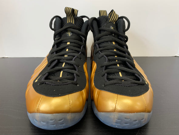 Nike Air Foamposite One Metallic Gold Size 11.5