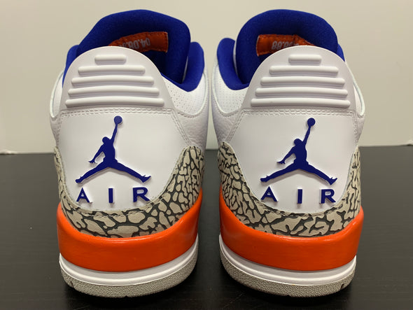 Nike Air Jordan 3 Knicks
