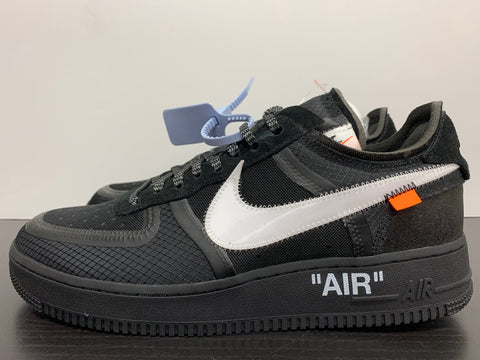 Nike Air Force 1 Low Off-White Black/White