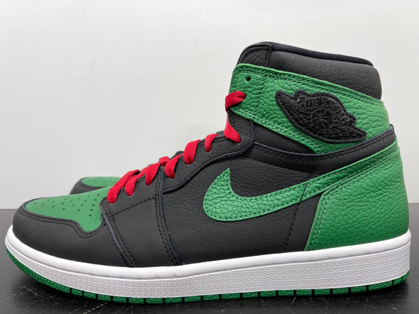Nike Air Jordan 1 Pine Green Black Size 11