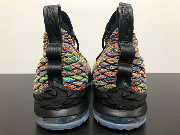 Nike LeBron 15 Multi-Color