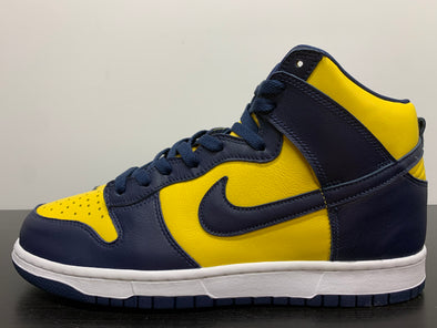 Nike Dunk High Michigan 2020