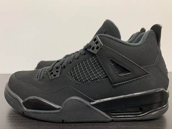 Nike Air Jordan 4 Black Cat 2020 GS