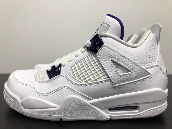 Nike Air Jordan 4 Metallic Purple GS