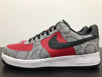 "Nike By You Air Force 1 Low ""Supreme Red Cement"""