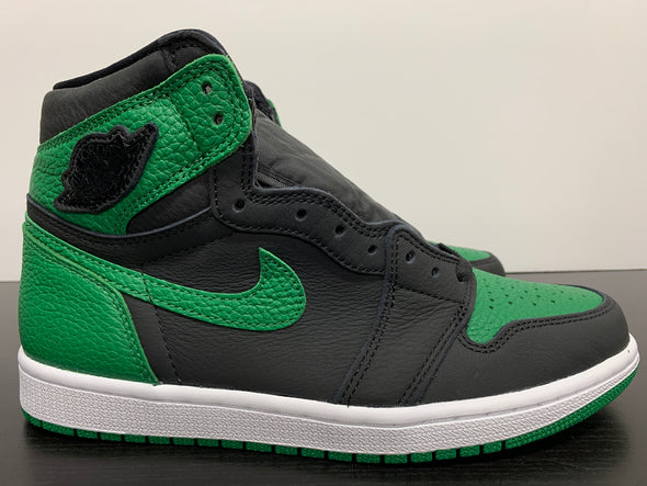 Nike Air Jordan 1 Pine Green Black