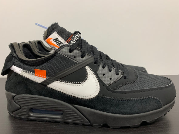 Nike Air Max 90 Off-White Black