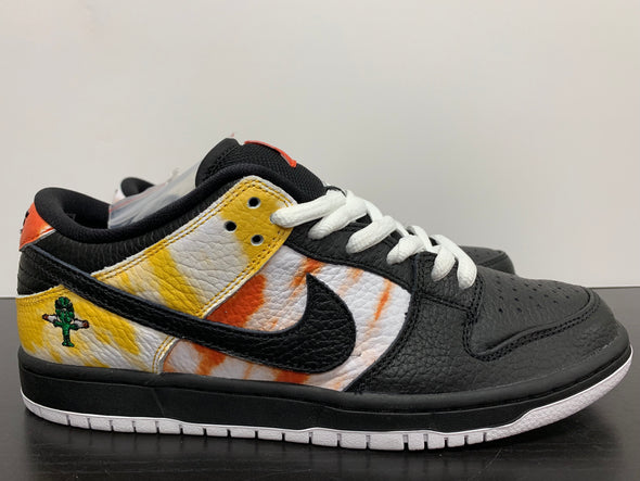 Nike SB Dunk Low Raygun Tie-Dye Black