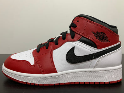 Nike Air Jordan 1 Mid Chicago GS