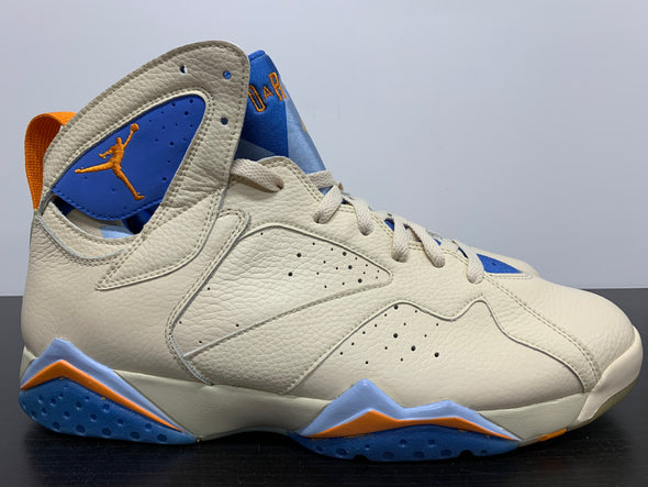 Nike Air Jordan 7 Pearl Pacific Blue