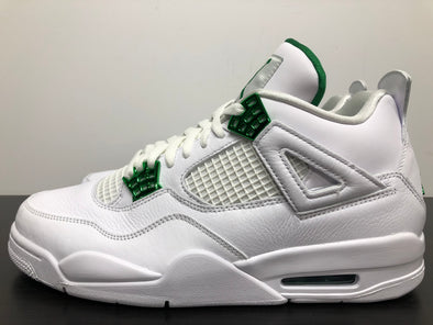 Nike Air Jordan 4 Metallic Green