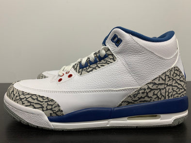 Nike Air Jordan 3 True Blue GS