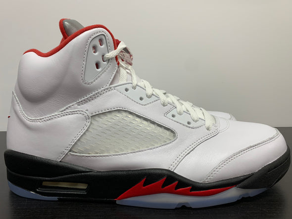 Nike Air Jordan 5 Fire Red 2020