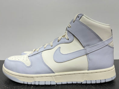 WMNS Nike Dunk High Football Grey