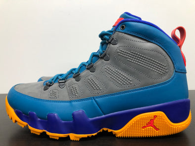 Nike Air Jordan 9 Boot Green Abyss