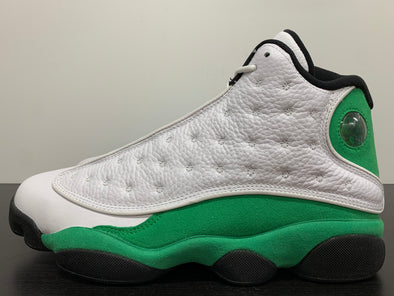 Nike Air Jordan 13 Lucky Green