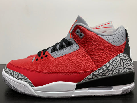 Nike Air Jordan 3 SE Fire Red