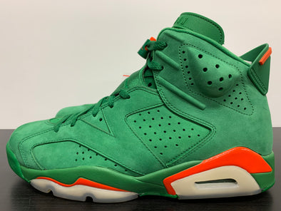 Nike Air Jordan 6 Gatorade Green