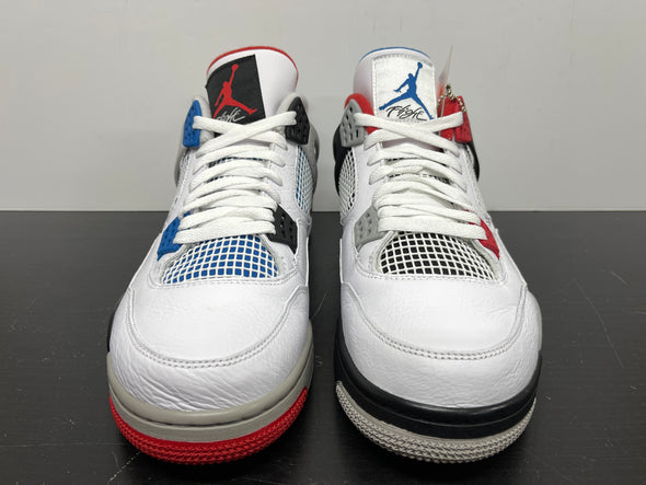 Nike Air Jordan 4 What The Size 12