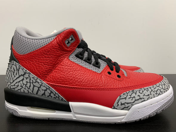 Nike Air Jordan 3 Unite SE Fire Red GS