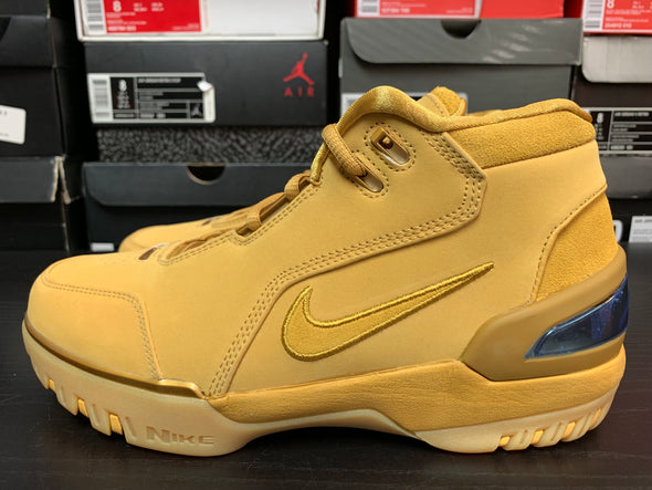 Nike LeBron Air Zoom Generation Wheat 2018