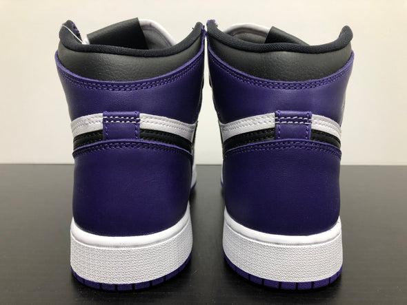 Nike Air Jordan 1 Court Purple 2.0 GS