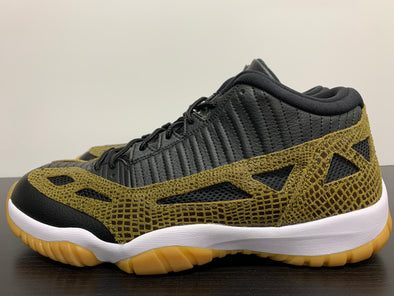 Nike Air Jordan 11 Low IE Croc Size 14
