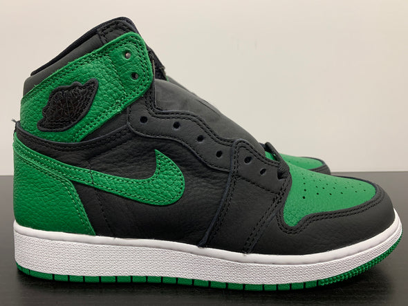 Nike Air Jordan 1 Pine Green Black GS