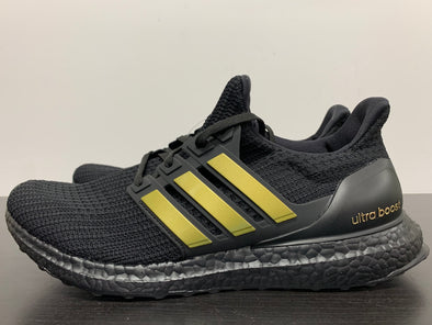 Adidas Ultra Boost 4.0 DNA Black Metallic Gold