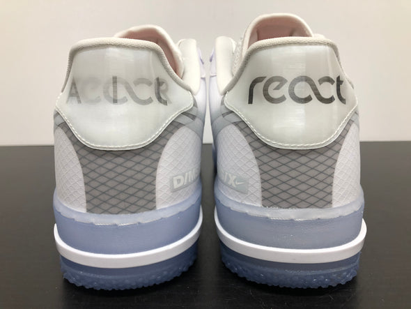 Nike Air Force 1 Low React White Ice