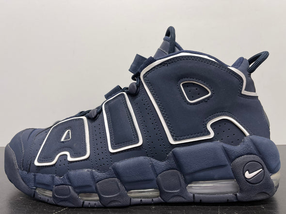 Nike Air More Uptempo Obsidian Size 11