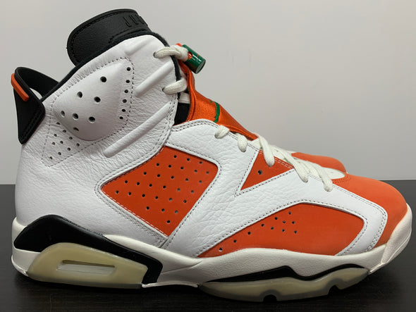Nike Air Jordan 6 Gatorade White