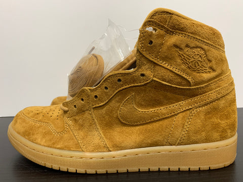 Nike Air Jordan 1 Wheat