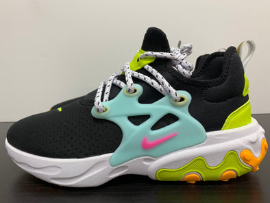 WMNS Nike React Presto Black/Teal Mint