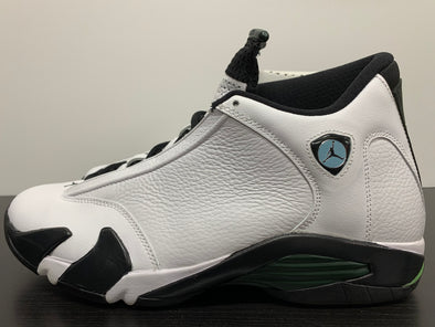 Nike Air Jordan 14 Oxidized Green