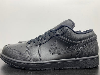 Nike Air Jordan 1 Low Triple Black