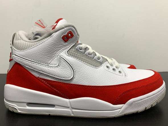 Nike Air Jordan 3 Tinker White University Red