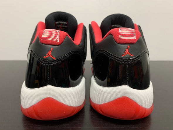 Nike Air Jordan 11 Low Bred GS