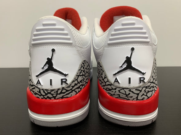 Nike Air Jordan 3 Hall Of Fame Katrina